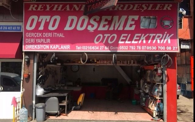 Desensiz ( Fabrika Muadili ) Premium Kalite Deri Direksiyon Kaplama